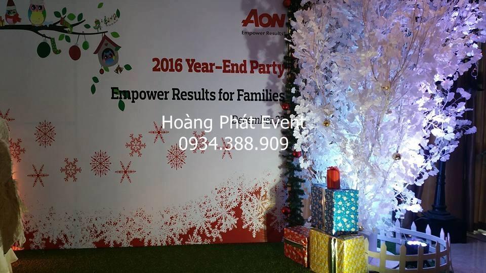 Cho thuê backdrop tổ chức sự kiện