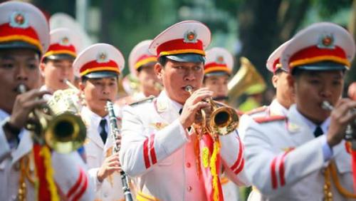 Cho Thuê Đoàn Quân Nhạc