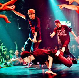 Cho Thuê Nhóm Nhảy Hiphop
