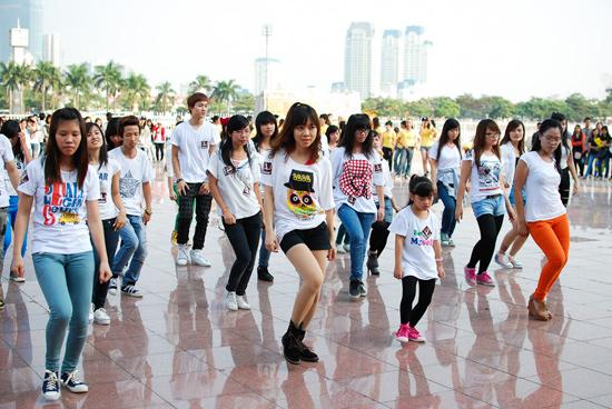 Cho thuê nhóm nhảy Flashmob TPHCM