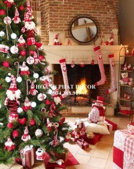 Cho thuê đồ trang trí Noel